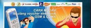 Distributor Pulsa All Operator dan Token PLN Murah Kota Mataram