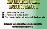 Pulsa All Operator Murah Yogyakarta