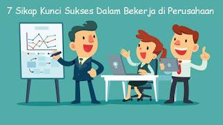 7-Sikap-Kunci-Sukses-Dalam-Bekerja-di-Perusahaan