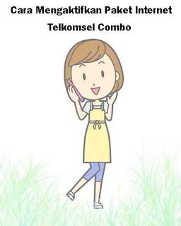 Cara-Mengaktifkan-Paket-Internet-Telkomsel-Combo
