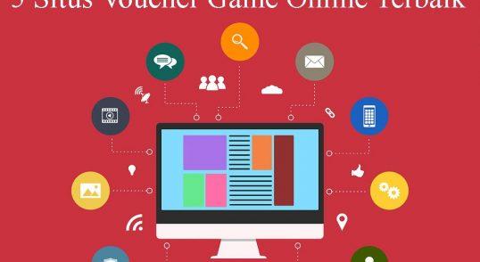 5 Situs Voucher Game Online Terbaik