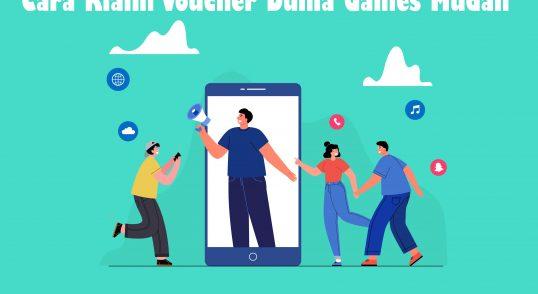 Cara Klaim Voucher Dunia Games Mudah