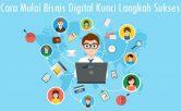 Cara Mulai Bisnis Digital Kunci Langkah Sukses