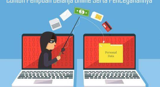 Contoh Penipuan Belanja Online Serta Pencegahannya