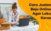 cara jualan baju online