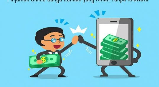 Pinjaman Online Bunga Rendah yang Aman Tanpa Khawatir