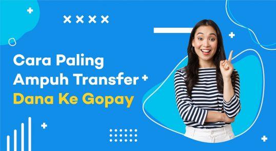 transfer dana ke gopay